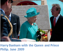 commercial refrigeration - Queen and Prince Philip June 2009